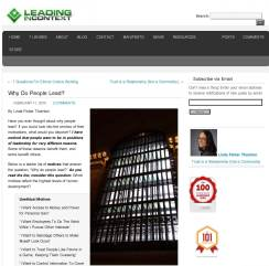 Why Do People Lead    Leading in Context_Page_1