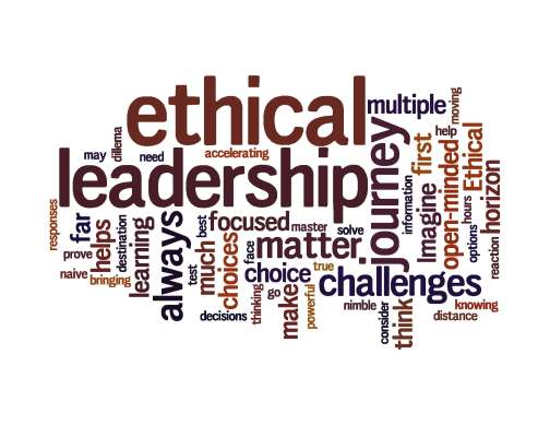 ethical leadership and how to create One challenge of ethical leadership is the ability to consistently adhere to the rules you establish for your business following your own ethical standard serves as an inspiration to your.