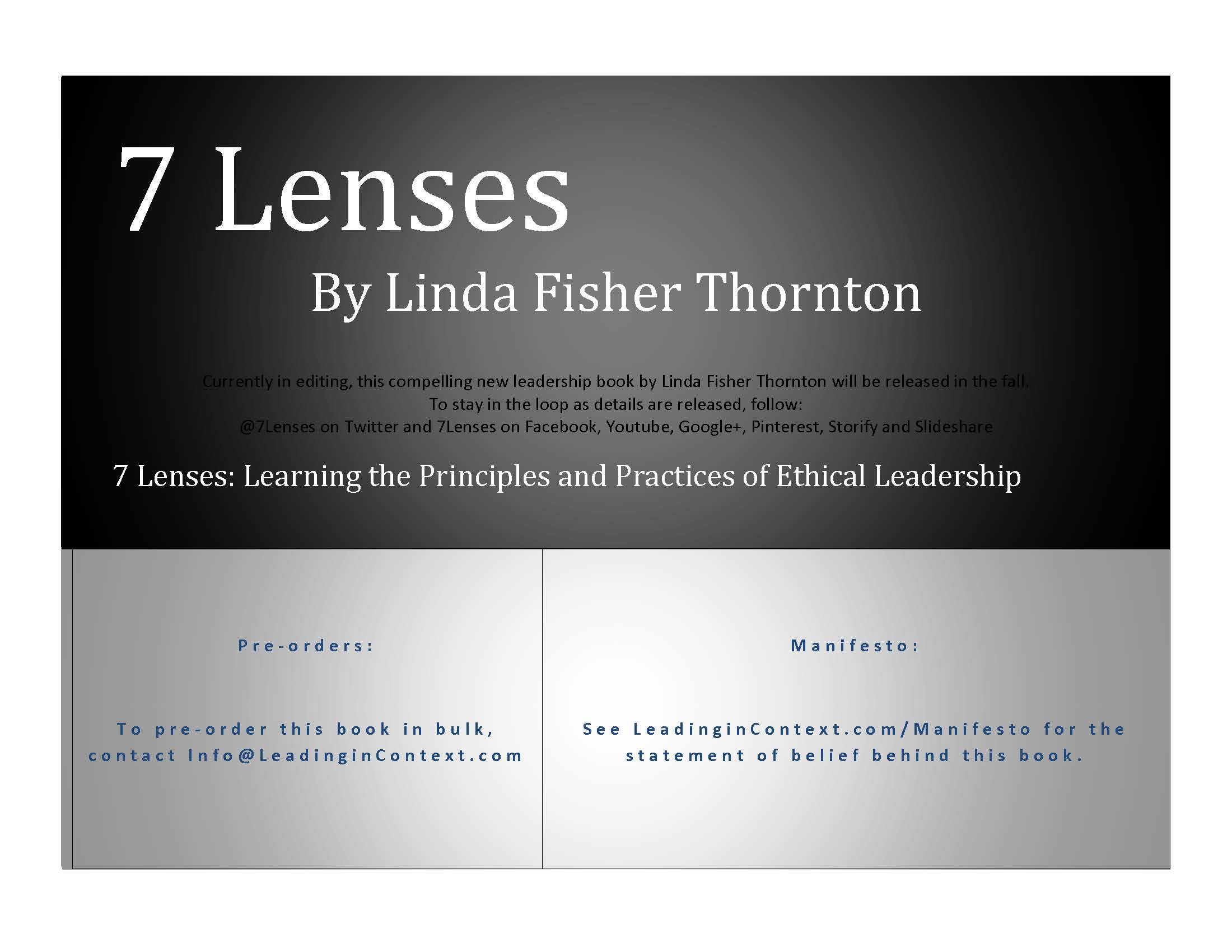 Leading in Context