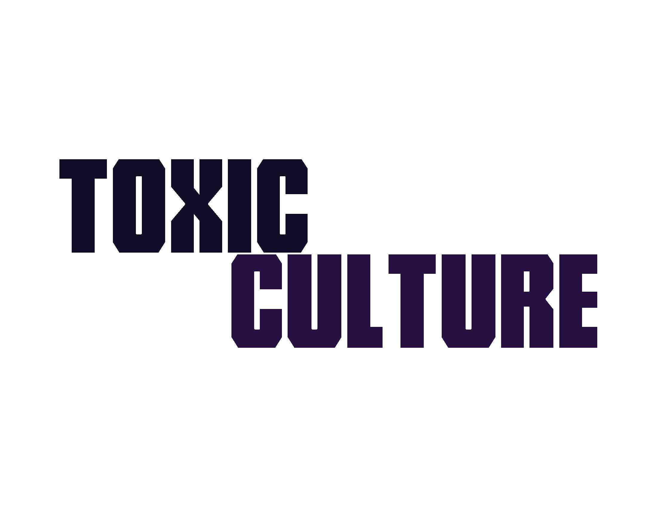 how do organizational environments contribute to toxic cultures If you work in a toxic culture, the effects are more far-reaching than low job satisfaction working in such an environment could actually harm your health.