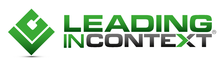 Leading in Context LLC Logo